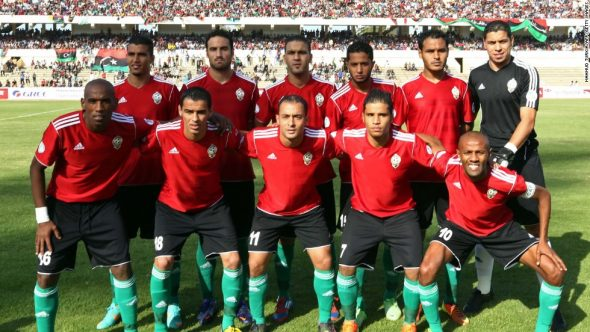 Libyan Soccer League draw held